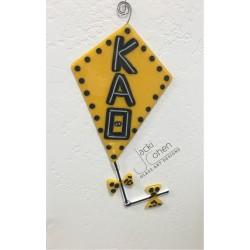 hanging kite
