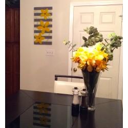 Flower panel